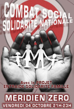 "Émission n°159 : ""Combat social – Solidarité Nationale"""