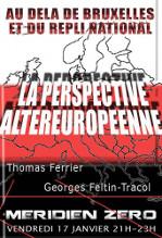 Émission n°172 : «La perspective altereuropéenne»