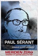 "Émission n°173 : ""Paul SERANT"""