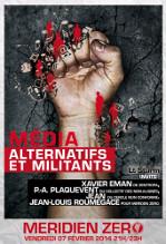 "Émission n°175 : ""Médias alternatifs & indépendants"""